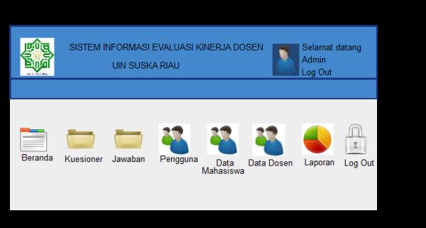 interface admin