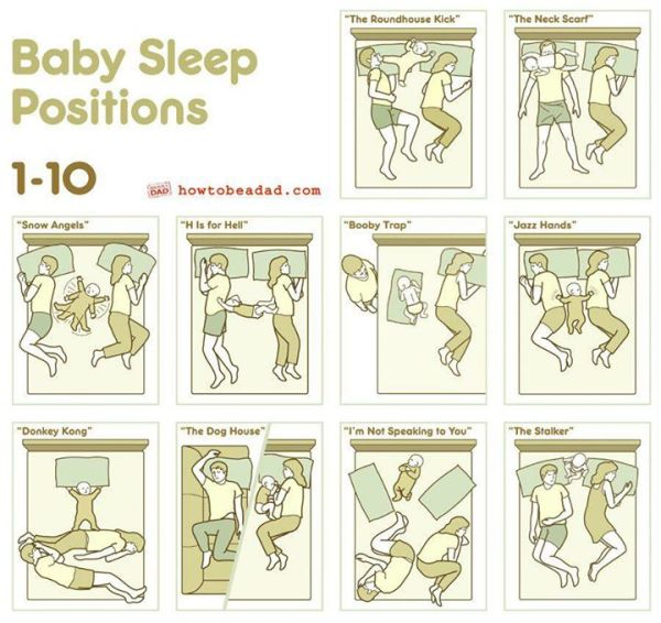 baby sleep position
