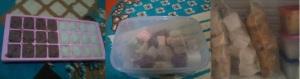 cetakan es toples plastik asi babycubes